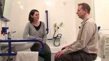 La salle de bain - Utiliser son lavabo (07)