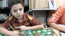 Pequeñas esperanzas: historias de los niños sirios refugiados