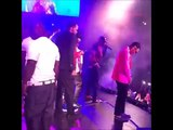 50 Cent Shows Love to Chris Brown [VIDEOS]