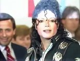 Michael Jackson meet Princess Lady Diana