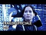 Hunger Games - La ragazza di fuoco Trailer Italiano Ufficiale (2013) Jennifer Lawrence