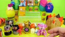 NEW Surprise Playdough Eggs Blind Boxes Opening Bruce Lee Kinder Joy Disney Star Wars DCTC Play Doh