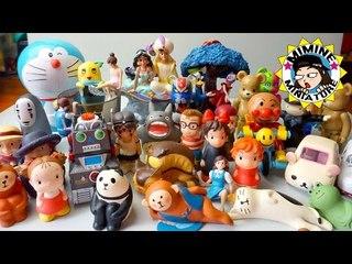 일본에서온 장난감 친구들을 소개해요 -미미네 미니어쳐