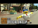 """The SpongeBob Movie: Sponge Out of Water. """"Cannonball"""" Offcial UK Clip (2015)"""