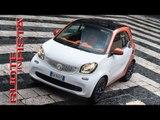 Smart Twinamic Test Drive | Marco Fasoli prova | Esclusiva Ruote in Pista