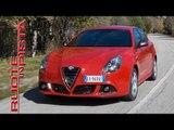 Alfa Romeo Giulietta Sprint Test Drive | Marco Fasoli prova | Esclusiva Ruote in Pista