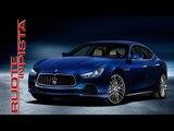 Maserati Ghibli Diesel Test Drive | Marco Fasoli prova | Esclusiva Ruote in Pista n. 2267