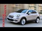 Fiat 500X Test Drive | Marco Fasoli prova | Esclusiva Ruote in Pista