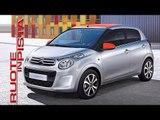 Citroën C1 Test Drive |  Marco Fasoli prova | Esclusiva Ruote in Pista