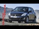 Suzuki Swift DualJet 4x4 Test Drive | Marco Fasoli prova | Esclusiva Ruote in Pista