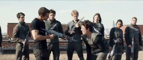 Divergent - Deleted Scenes (Scènes coupées)
