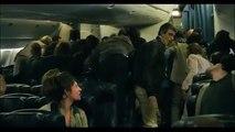 Guerra Mundial Z - Escena del avión [Español Latino] HD