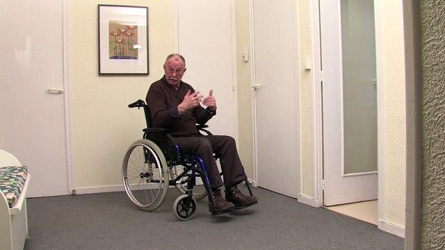 Le dimensionnel du fauteuil roulant  (22)