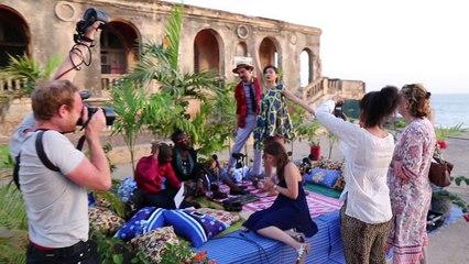 Lancement Radiooooo.com à Dakar