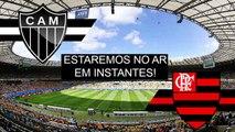 Jogo Completo - Atletico-MG 0 x 2 Flamengo - 27/01/2016 - Copa Sul-Minas-Rio