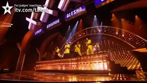 The Jive Aces Bare Necessities - Britain\'s Got Talent 2012 Live Semi Final - UK version