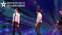 Only Boys Aloud - The Welsh choir\'s Britain\'s Got Talent 2012 audition - International version
