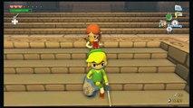 LP Zelda Wind Waker HD Hero Mode Part 35 - Scary Shadow Hands