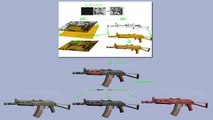 DayZ Standalone NEW Customizable Weapons Feature (Color Changing) Updates