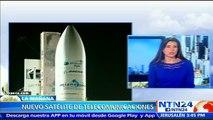 Nuevo satélite de comunicaciones: cohete europeo Arianne 5 lanzó satélite de comunicaciones de nueva generación