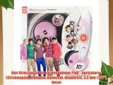 One Direction 1D On Ear Headphone Pink - Auriculares (Circumaural Diadema Universal Al?mbrico