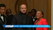 Les chantiers du nouveau ministre de la Justice, Jean-Jacques Urvoas