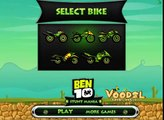 Ben 10 Top Games Stunt Mania Moto action game jeux d\'action kids GGuF5x IXVA