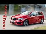 Ruote in Pista n. 2254 - Le News di Autolink - Mercedes Classe B
