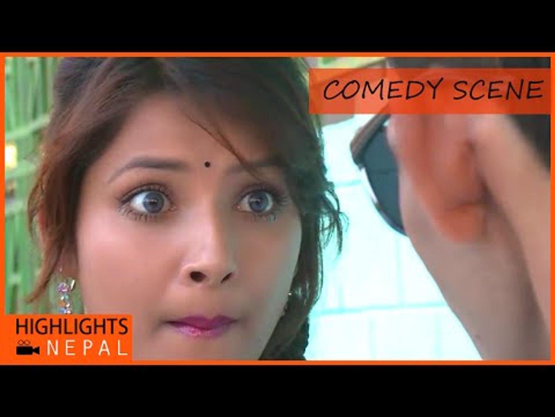 Sexy Comedy Part | Latest Nepali Movie STAR |Sumina Ghimire