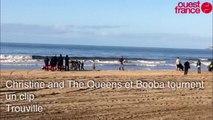 Christine and The Queens et Booba tournent un clip