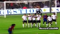 Ronaldinho The Movie ● Goals, Skills, Assists-and Freestyle, Tricks, Free Kicks (2002-2014) HD
