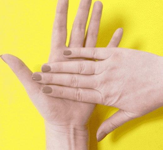 Refleksologija i prsti