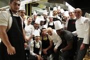 Dans les cuisines de Thierry Marx avec le Centre de Formation