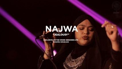 Najwa Mahiaddin - Najwa Mahiaddin | Jealousy (Live on The Wknd Sessions, #105)