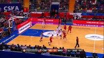 Highlights: CSKA Moscow-Brose Baskets Bamberg