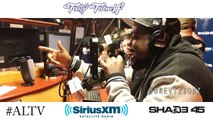 "Kxng Crooked ""Acapella"" Freestyle @ Shade 45 ""Toca Tuesday"" with Tony Touch, 01-19-2016"
