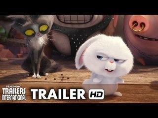 Pets - A Vida Secreta dos Bichos Trailer Oficial #2 [Animação 2016]
