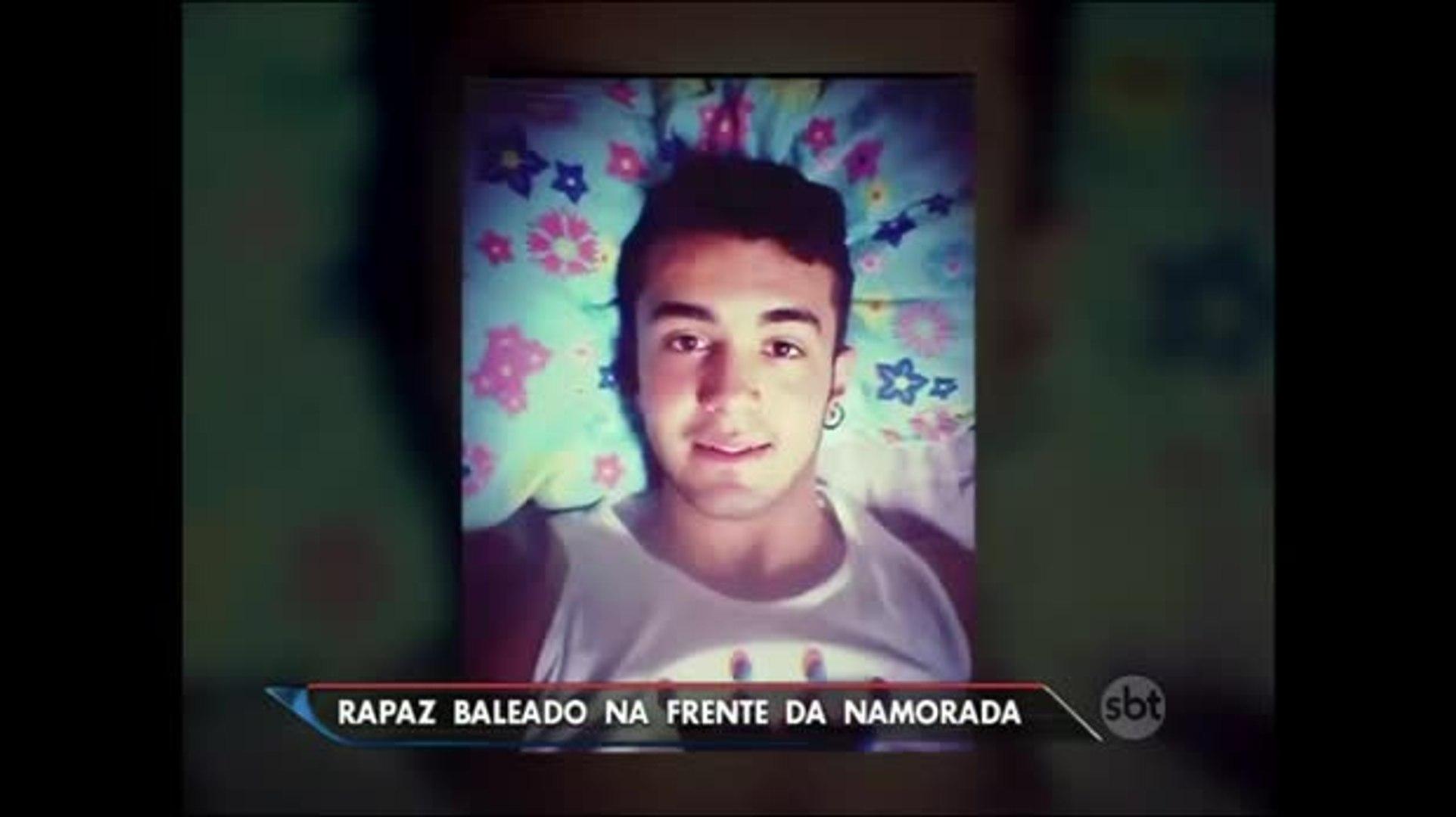 SP: Estudante é baleado na frente da namorada em Santo André