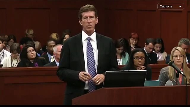 Zimmerman Trial - Gladys Zimmerman & Jorge Meza (Gladys brother) July 5 2013