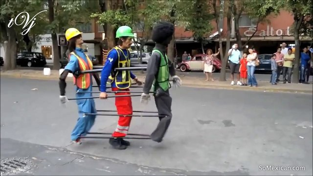 Street Art - Street performance