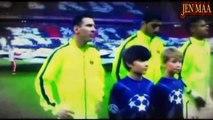 Homenaje Barca Campeon Champions League-2015-HD.