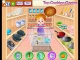 Riz au lait de gameplay pour les enfants de amusant, Jeux de Cuisine Jeux de Filles