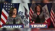Bristol Palin's blog readers think Tina Fey wore sweater better than mom