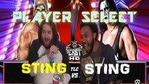 WWE 2K15 Sting vs Sting TLC Match! - PS4 1080p / WWE 2K15 Gameplay