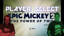 Epic Mickey 2: The Power Of Two - Co-Op Gameplay / Epic Mickey 2 Nintendo Wii