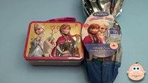 Baby Big Mout Surpris Egg Lunchbox! Disney Frozen Edition! Wit a HUG Chocolat Surpris Egg!
