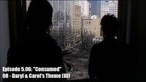 The Walking Dead Season 5 OST 5.06 08: Daryl & Carols Theme (İ)
