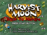GreanCastGaming Harvest Moon Back to Nature ตอน1