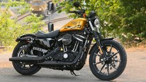 Harley-Davidson Sportster 1200 Launched at Rs 8.9 lakh