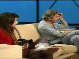 Gainsbourg et Catherine Ringer : le canapé